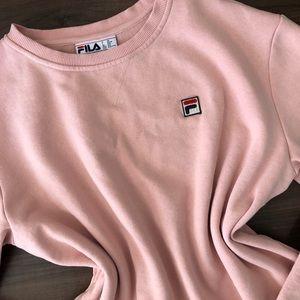 FILA   Crewneck Sweater